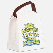Big Lebowski Little Lebowski Urba Canvas Lunch Bag