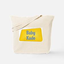 Baby Kade Tote Bag