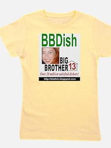 BBDish13 gr for light Girl's Tee