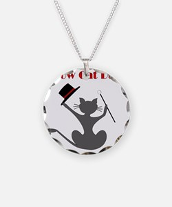 Show cat dad Necklace