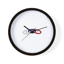 FLT Wall Clock