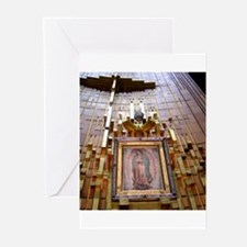 Our Lady of Guadalupe - Origi Greeting Cards (Pack