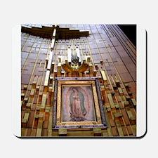 Our Lady of Guadalupe - Origi Mousepad