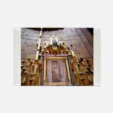 Our Lady of Guadalupe - Origi Rectangle Magnet
