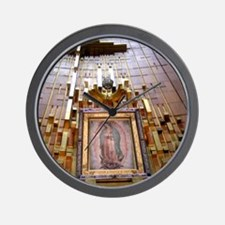 Our Lady of Guadalupe - Origi Wall Clock