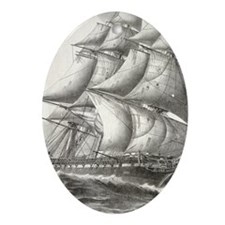 2.41x4.42_iPhone3_USSconstitution Oval Ornament