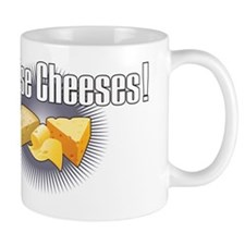 Praise-Cheeses-dark background Mug