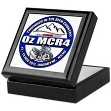 OzMCR4_LOGO Keepsake Box