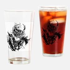 Berserker Drinking Glass