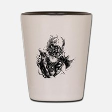 Berserker Shot Glass