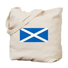 Flag of Scotland Tote Bag