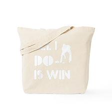curling1 Tote Bag