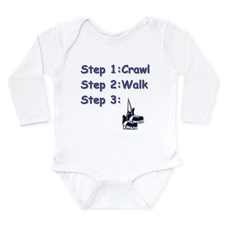 Hockey Baby Infant Creeper Body Suit