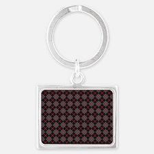 560-48.50-16 inch Pillow Landscape Keychain