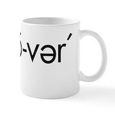 JM_tshirt_word Small Mug