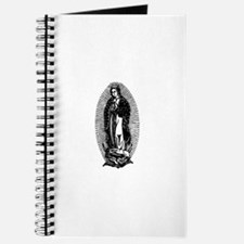 Vintage Lady of Guadalupe Journal
