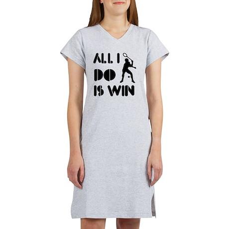 racqetball Women's Nightshirt