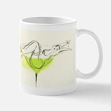 Martini Babe Mug