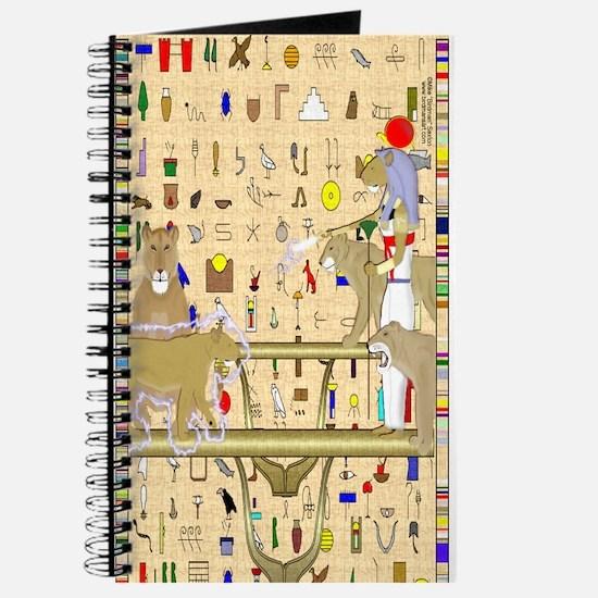 Sekhmet Papyrus Journal