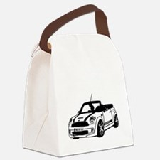 R52 Mini Convertible Outside Canvas Lunch Bag