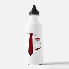 tie Water Bottle
