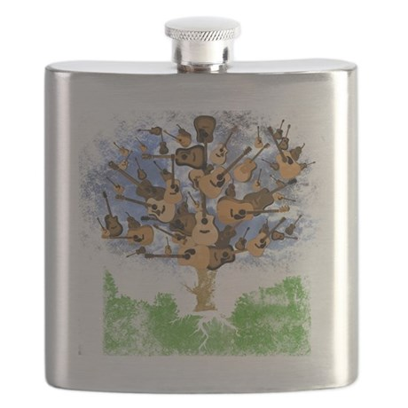 guitar tree color Flask