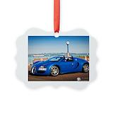 Bugatti Picture Frame Ornaments
