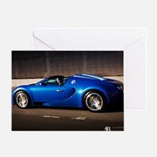Bugatti8 Greeting Card