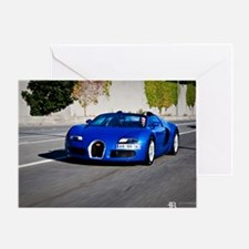Bugatti10 Greeting Card