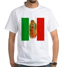 Virgen de Guadalupe - Mexican Flag Shirt