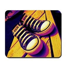 Converse Mousepad