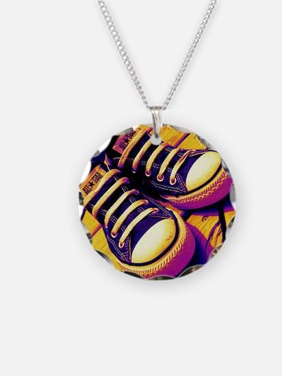 Converse Necklace