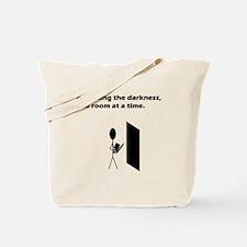 attackingdarkness Tote Bag