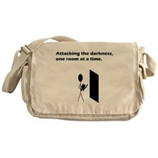 attackingdarkness Messenger Bag