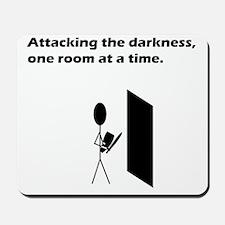 attackingdarkness Mousepad