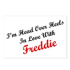 In Love with Freddie Postcards (Package of 8)