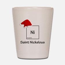 nickelhuge Shot Glass