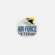 Air-Force-Eagle-Veteran Mini Button