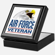 Air-Force-Eagle-Veteran Keepsake Box