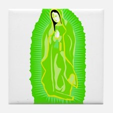 Our Lady of Guadalupe - Elect Tile Coaster