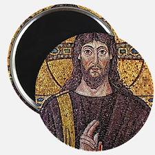Jesus Mosaic at Ravenna Magnet