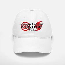 HurricaneEarthquake.gif Baseball Baseball Cap