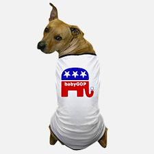 Baby GOP_Blue Dog T-Shirt