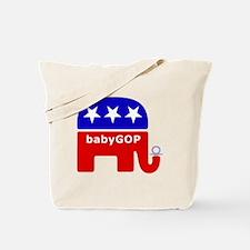 Baby GOP_Blue Tote Bag