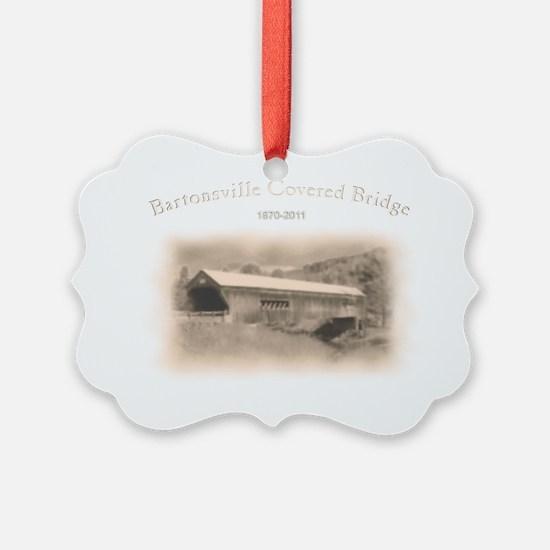 Bartonsville Memorial Ornament