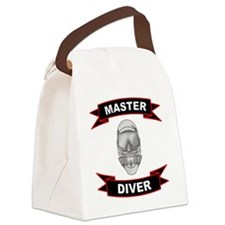 Large Mast Diver Scroll Canvas Lunch Bag