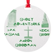 Going Ghost Adventures Tee Ornament