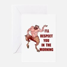RESPECT YOU Greeting Cards (Pk of 10)