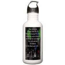 Ghost Among Us Iphone Water Bottle