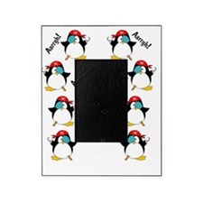 piratepenguinarrghflipflop Picture Frame